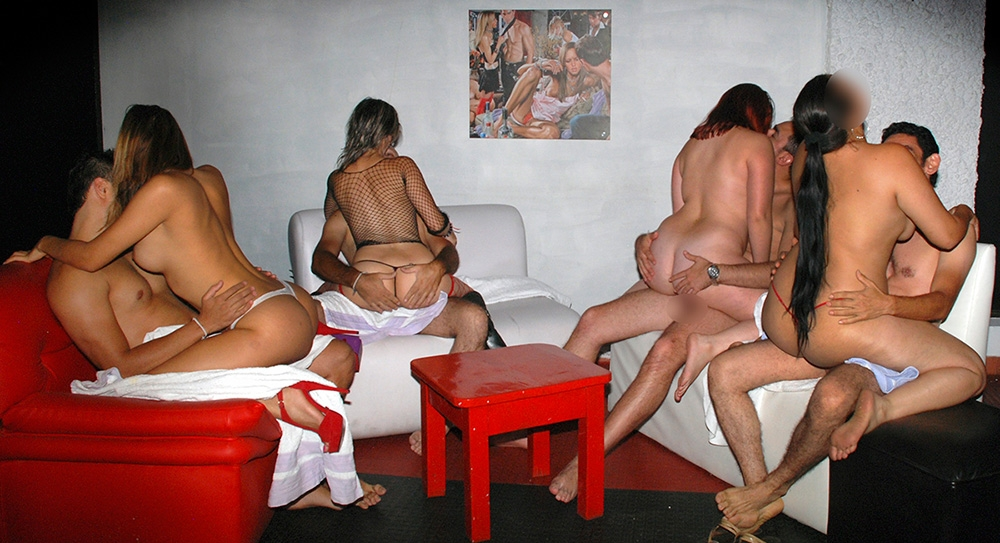 Local swingers bar