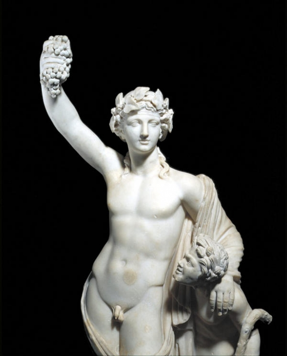 an analysis of mythology dionysus and semele Dionysus moves through myths that hamilton will later describe in detail, like semele's family, theseus, and ariadne several mythological figures will go down to hades to seek a dead loved one, but dionysus is one of the few successful ones.